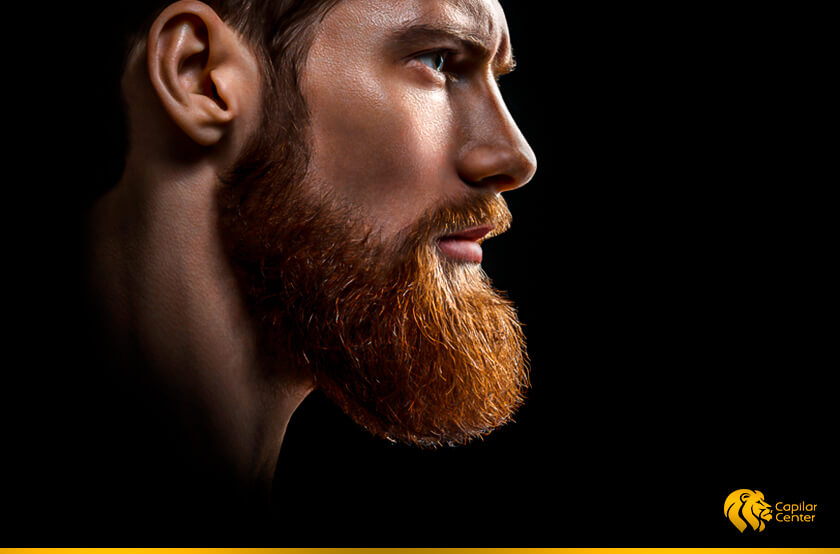 Tendencia e imagen varonil con un Injerto de Barba Perú